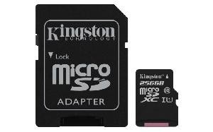 TRANS FLASH 256 GB (SDCS256GB) CLASS 10