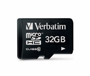 TRANS FLASH 32 GB (44013) CLASS 10