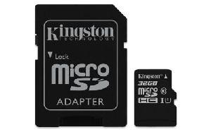 TRANS FLASH 32 GB (SDCS32GB) CLASS 10