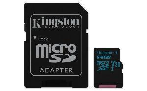 TRANS FLASH 64 GB (SDCG264GB) CLASS 10