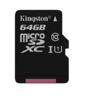 TRANS FLASH 64 GB (SDCS64GB) CLASS 10