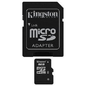 TRANS FLASH 8 GB (SDC48GB)