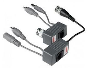TRASM. VIDEO BALUN ALIM.+ AUDIO 300M RG45 (VS-VB-KS202-DCA)