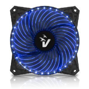 VENTOLA PER CASE 120X120 (HL-02BL) BLU