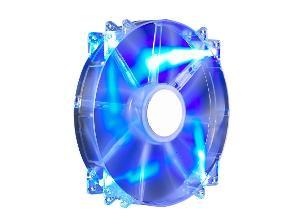 VENTOLA PER CASE MEGA FLOW 200MM SLEEVE BLUE (R4LUS07AB)