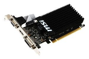 (OUTLET) SCHEDA VIDEO GEFORCE GT710 1 GB PCI-E 1GD3H LP (V809-1899R)