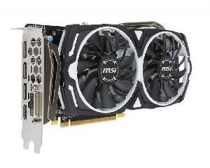(OUTLET) SCHEDA VIDEO RADEON RX570 ARMOR 4G OC (V341-077R)