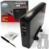 BOX ESTERNO 3.5 GS-35U3 SATA USB 3.0