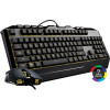 KIT GAMING DEVASTATOR 3 TASTIERA + MOUSE (SGB-3000-KKMF1-IT) RETROILLUMINAZIONE RGB