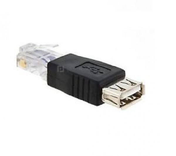 ADATTATORE USB A LAN RJ45 (CV-AD-015)