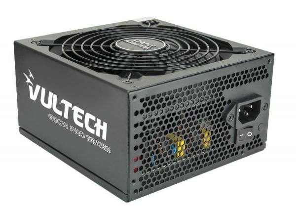 ALIMENTATORE GS-600W PRO 600 WATT REAL POWER