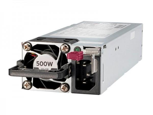 ALIMENTATORE SERVER HP 500W HPE FS PLAT HT PLG (865408-B21)