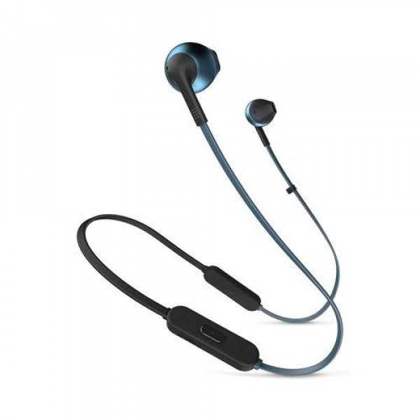 AURICOLARI TUNE 205BT BLU BLUETOOTH