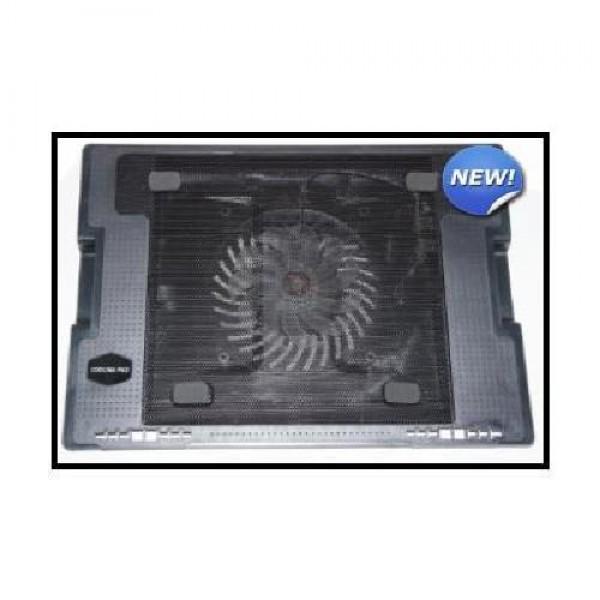 BASE PER NOTEBOOK CON VENTOLA 17,1 USB TC-ZR650