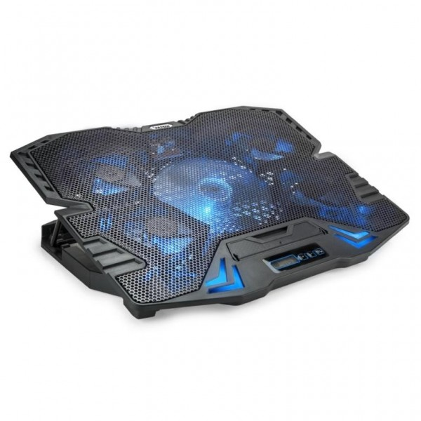 BASE PER NOTEBOOK SN-05 NERA CON VENTOLA E USB