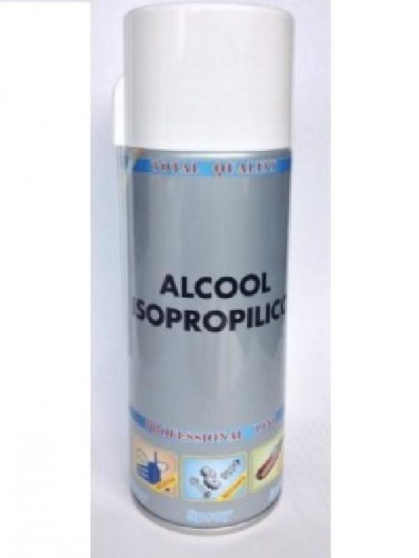 BOMBOLETTA SPRAY ALCOOL ISOPROPILICO400ml (390ACSGL)