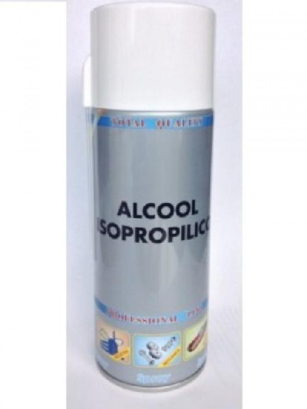 BOMBOLETTA SPRAY ALCOOL ISOPROPILICO400ml (390ACSGL)