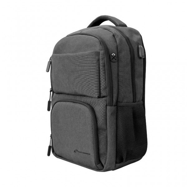 BORSA ZAINO PER NOTEBOOK 15 TECHBAG-O-BK NERO