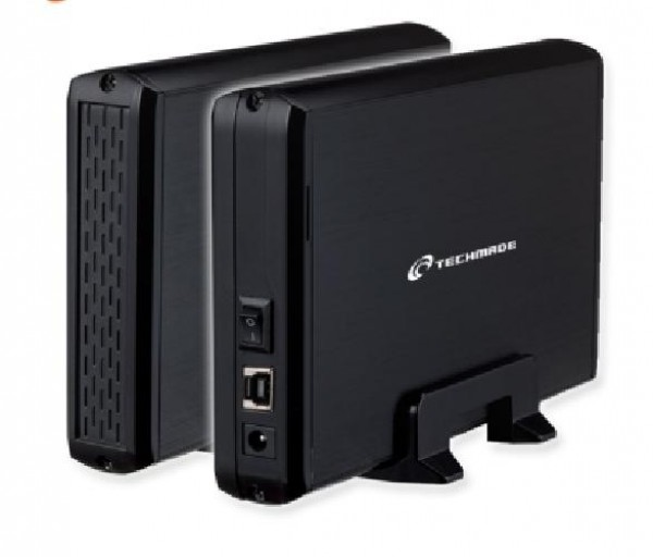 BOX ESTERNO 3.5 (TM-GD35621-3.0) SATA USB3.0 NERO