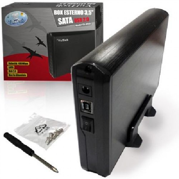 BOX ESTERNO 3.5 GS-35U2 SATA USB
