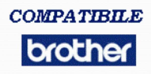 CARTUCCIA COMPATIBILE BROTHER LC900M MAGENTA