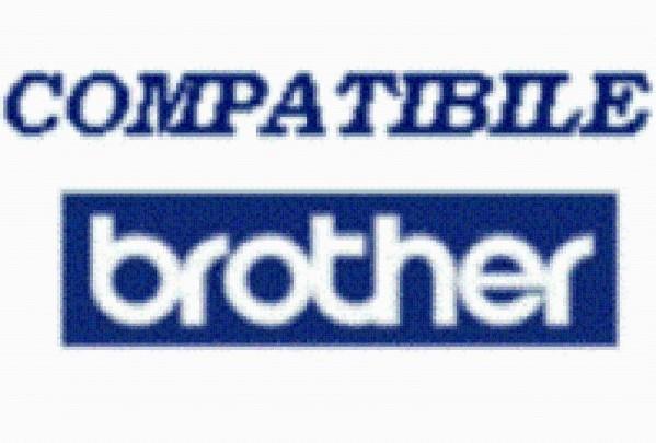 CARTUCCIA COMPATIBILE BROTHER LC9701000 NERO