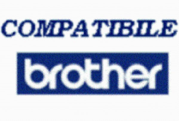 CARTUCCIA COMPATIBILE BROTHER LC9801100 MAGENTA