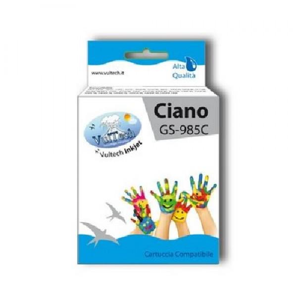 CARTUCCIA COMPATIBILE BROTHER LC985 CIANO