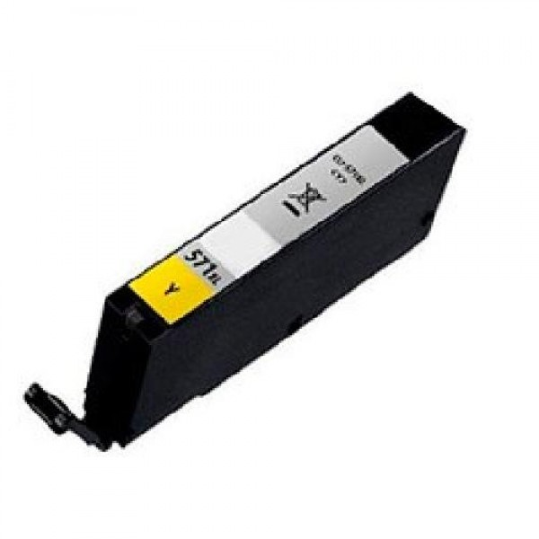 CARTUCCIA COMPATIBILE CANON CLI 571 YELLOW