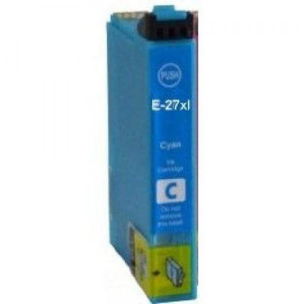 CARTUCCIA COMPATIBILE EPSON 27XL T2712 CIANO