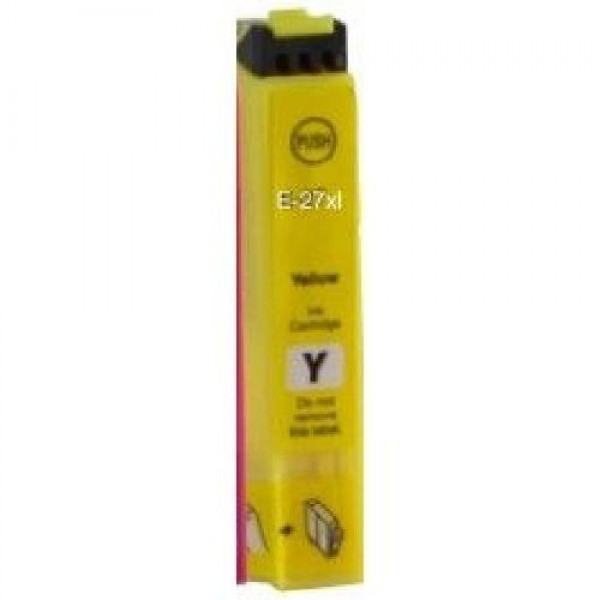 CARTUCCIA COMPATIBILE EPSON 27XL T2714 GIALLO