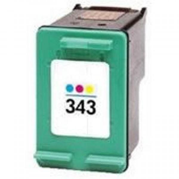 CARTUCCIA COMPATIBILE HP 343XL COLORE
