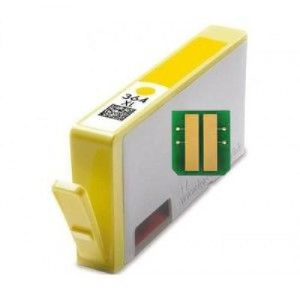 CARTUCCIA COMPATIBILE HP 364XL GIALLO (CART-HP364XLC-Y)