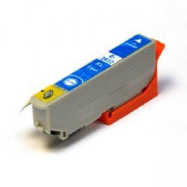 CARTUCCIA COMPATIBILE T2632 XL26XL CIANO