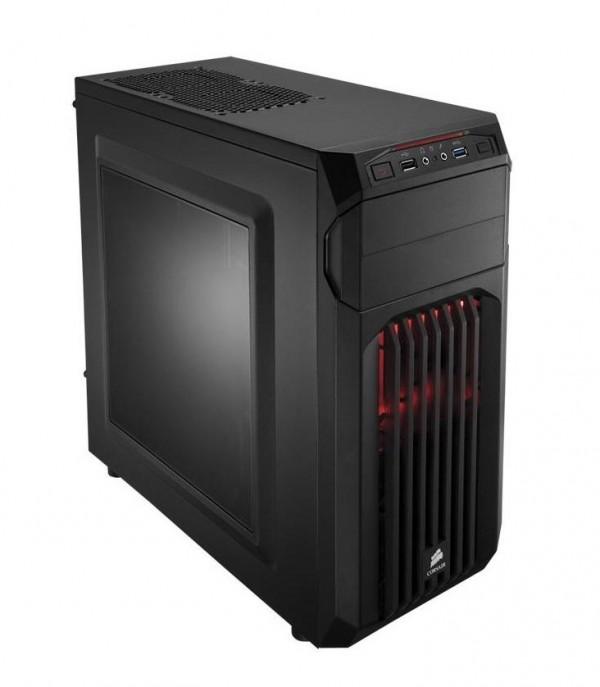 CASE CARBIDE SPEC-01 (CC-9011050-WW) LED ROSSO