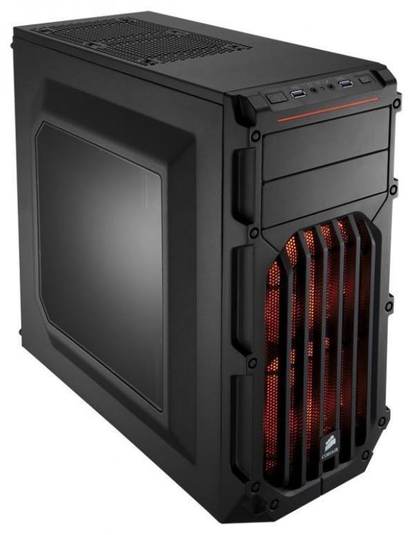 CASE CARBIDE SPEC-03 (CC-9011052-WW) LED ROSSO