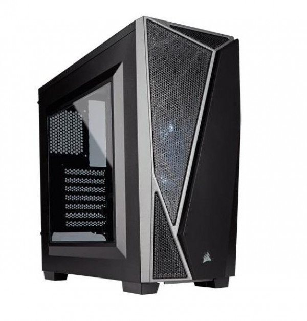 CASE GAMING CARBIDE SPEC-04 (CC-9011109-WW) NEROGRIGIO