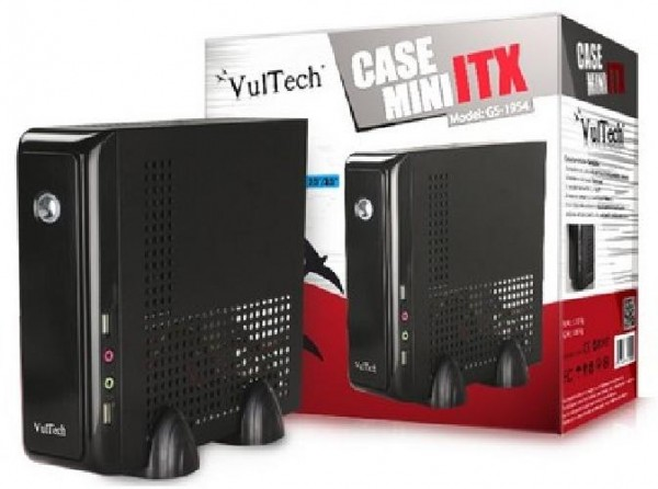 CASE MINI-ITX GS-1954 CON ALIMENTATORE 75W