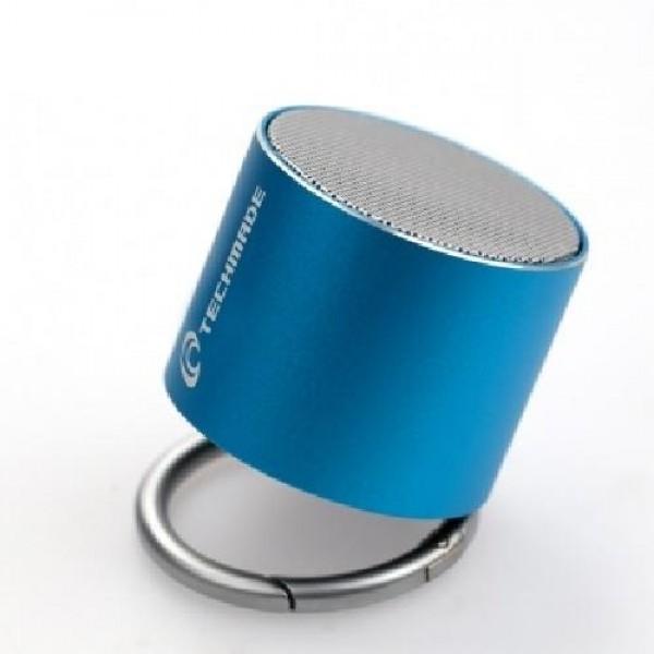 CASSA BOOM SPEAKER TM-BF-120BL PORTATILE BLUETOOTH BLU