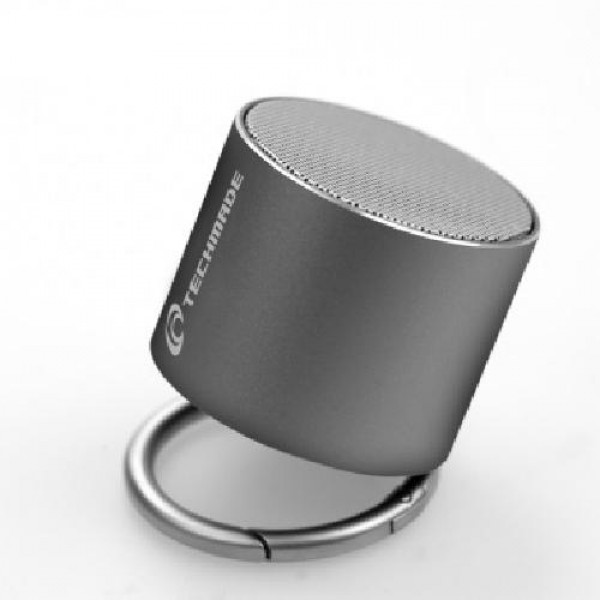 CASSA BOOM SPEAKER TM-BF-120GR PORTATILE BLUETOOTH
