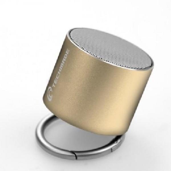 CASSA BOOM SPEAKER TM-BF-120G PORTATILE BLUETOOTH GOLD