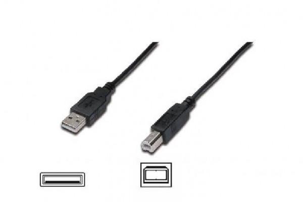 CAVO USB 2.0 A-B 1.8MT (AK300102018S)