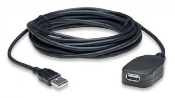 CAVO USB ACTIVE EXTENSION (UAE016-BLACK) 5MT