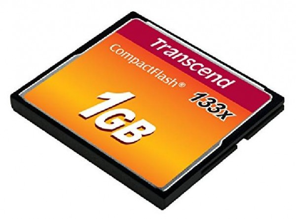 COMPACT FLASH 1GB 133X