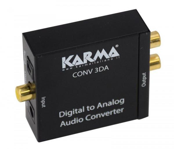 CONVERTITORE DIGITALE-ANALOGICO (CONV 3DA)