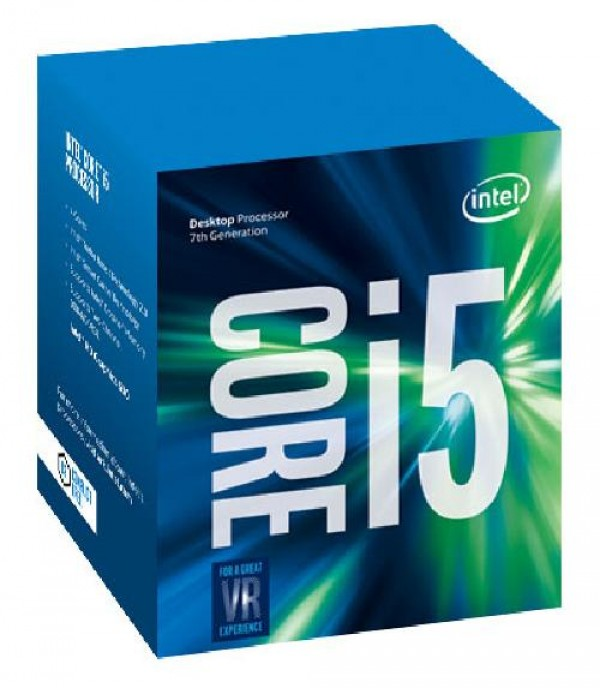 CPU CORE I5-7400 1151 BOX