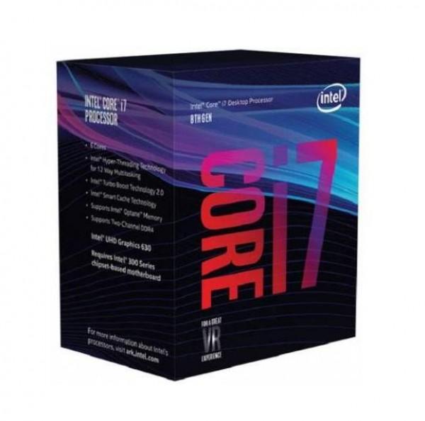 CPU CORE I7-8700 1151 BOX