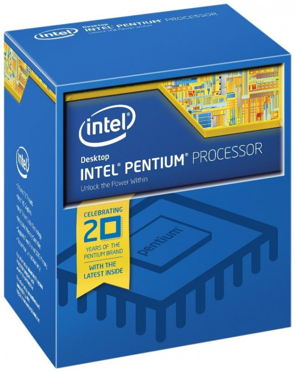 CPU PENTIUM G4500 1151 BOX (BX80662G4500)