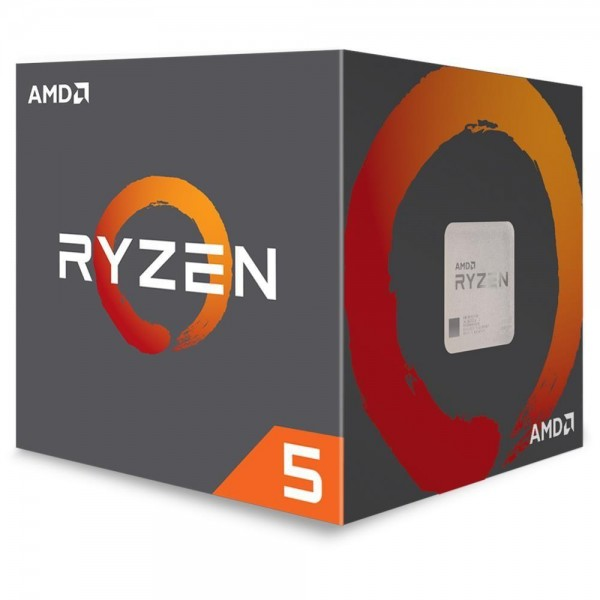 CPU RYZEN 5 1600 AM4 BOX 3.2 GHZ