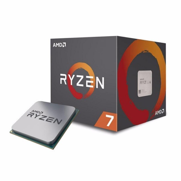 CPU RYZEN 7 2700 AM4 BOX 3.2 GHZ